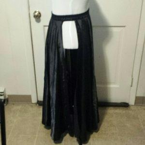 Dresses & Skirts - Belly dance skirt, high side slits